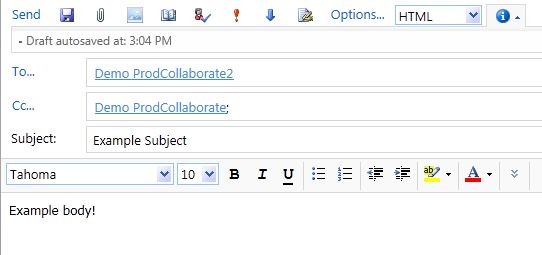 outlook web app how to add signature