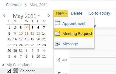 outlook online meeting toolbar How to customize outlook's toolbars outlook customize the outlook toolbar, ribbon or qat to cc or bcc a meeting request.