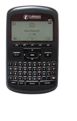 This is an image of the QT2 clicker.
