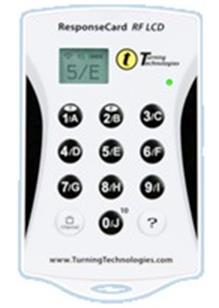 This is the image of the RFLCD clicker